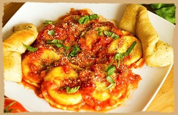 Picture of Cheese Ravioli